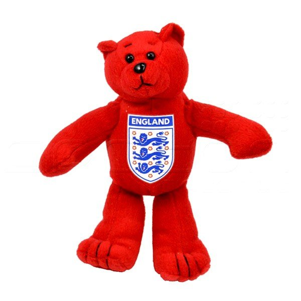 England Red Mini Bear