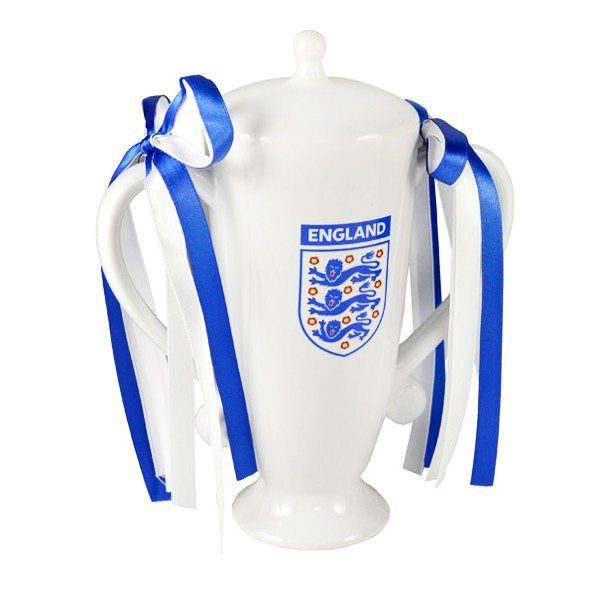 England Trophy Money Bank