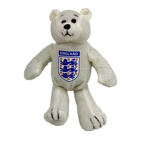 England White Mini Bear