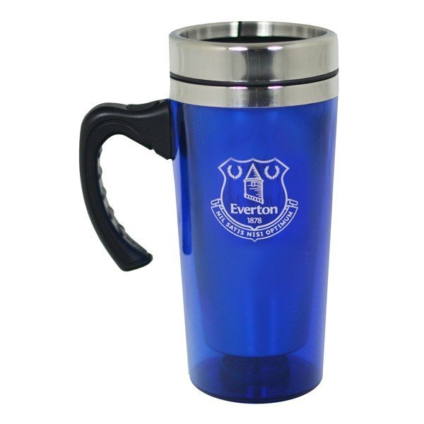 Everton Aluminium Travel Mug