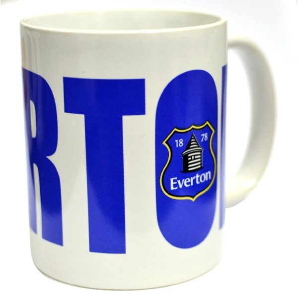Everton Bold Wordmark 11oz Mug