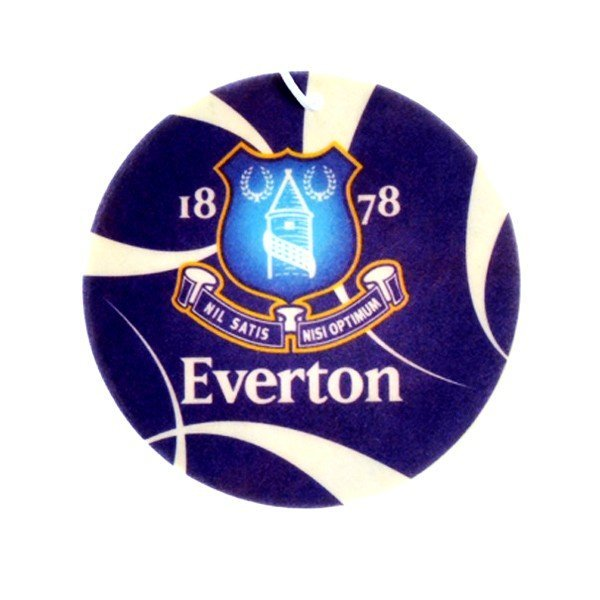 Everton Crest Air Freshener