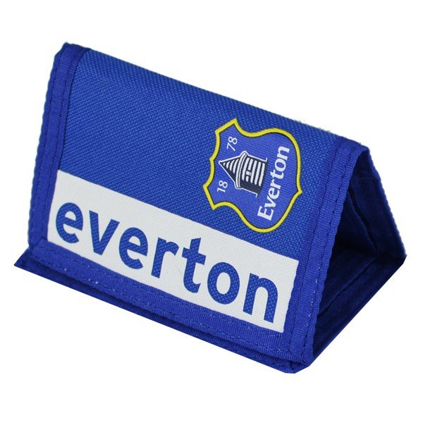 Everton Focus Nylon Wallet