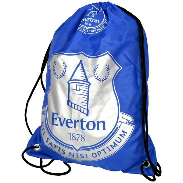 Everton Foil Print Gym Bag