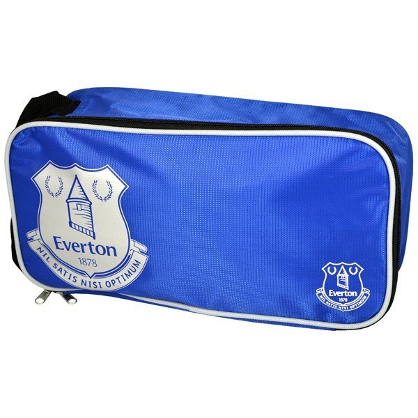 Everton Foil Print Shoe Bag