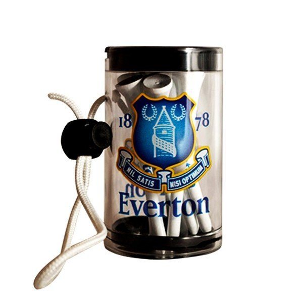 Everton Golf Tee Shaker