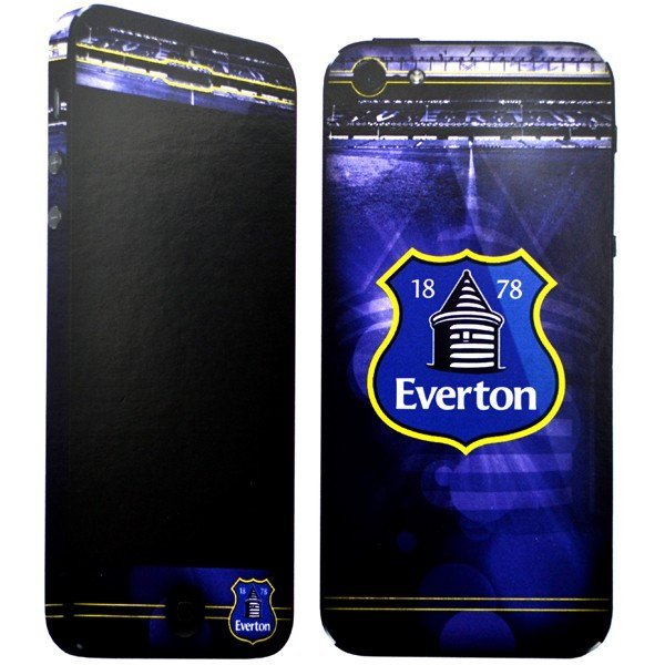 Everton iPhone 5 Skin