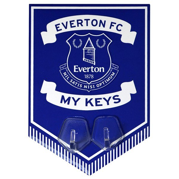 Everton Key Hanging Hooks Pennant