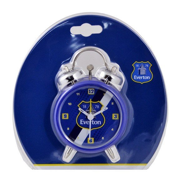 Everton Stripe Alarm Clock