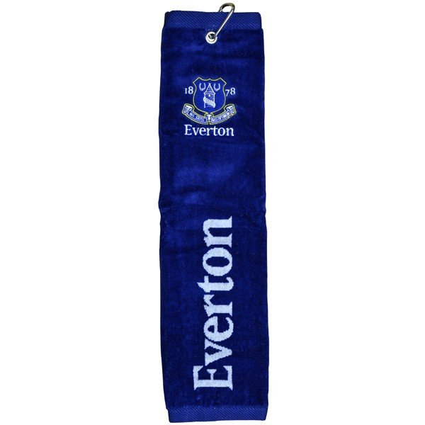 Everton Trifold Golf Towel