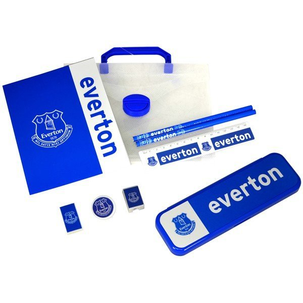 Everton Wordmark PP Stationery Gift Set