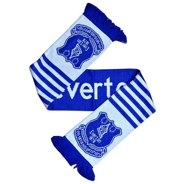 Everton Wordmark Scarf