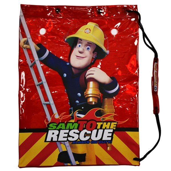 Fireman Sam Swim Bag