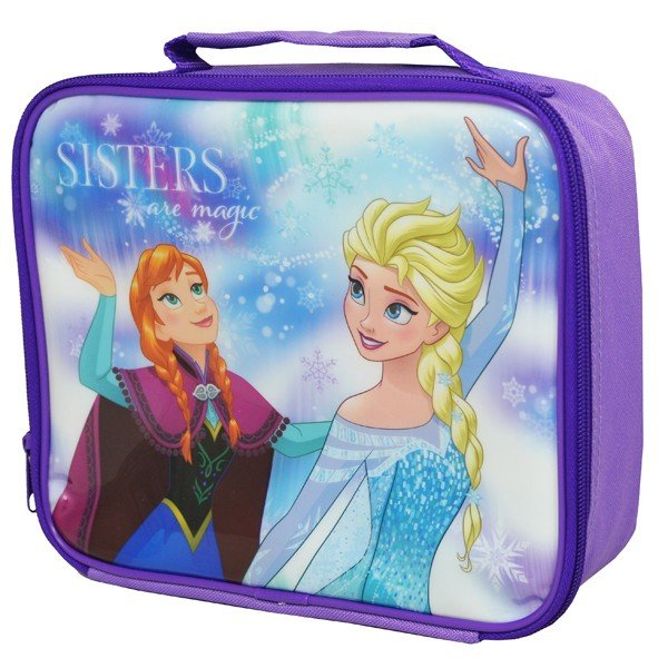 Frozen Lunch Bag - Sister Are Magic