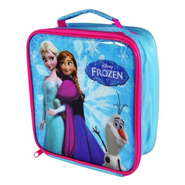 Frozen Square Lunch Bag
