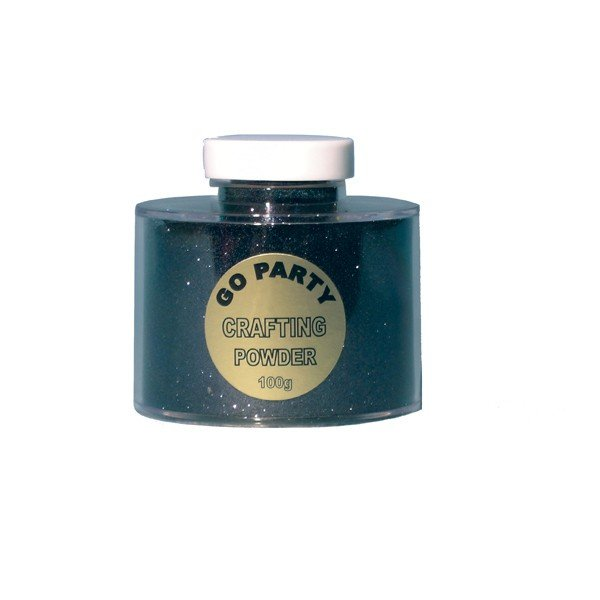 Go International Crafting Powder - Black
