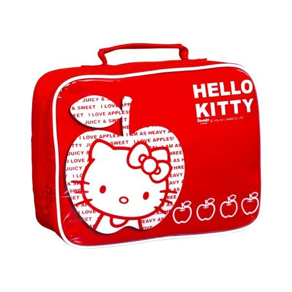 Hello Kitty Apple Lunch Bag