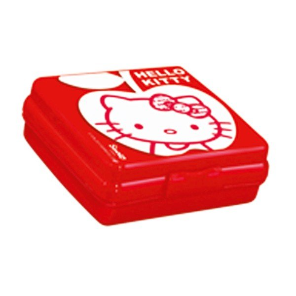 Hello Kitty Apple Lunch Box