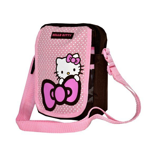Hello Kitty Dots Cross Body Bag