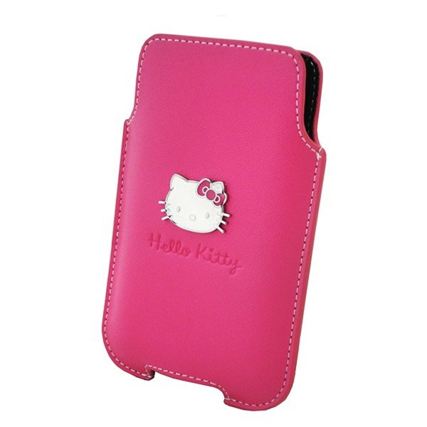 Hello Kitty iPhone Phone Pouch - Pink