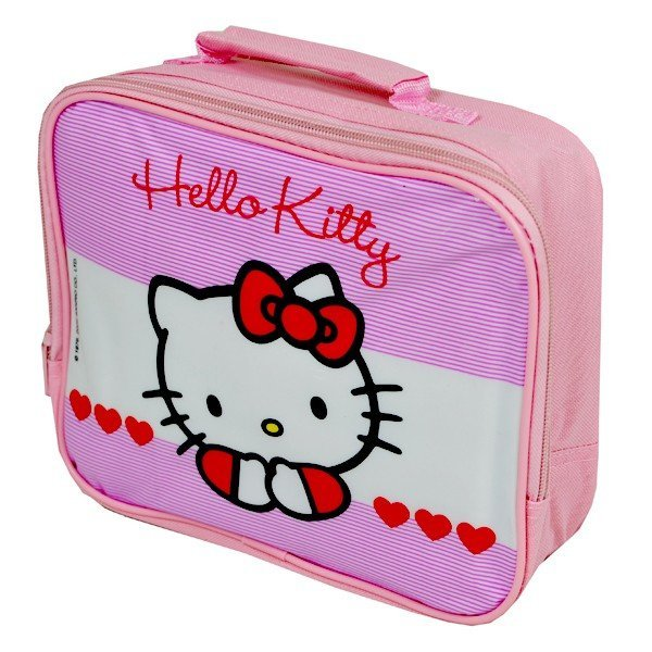 Hello Kitty Lunch Bag - Pink