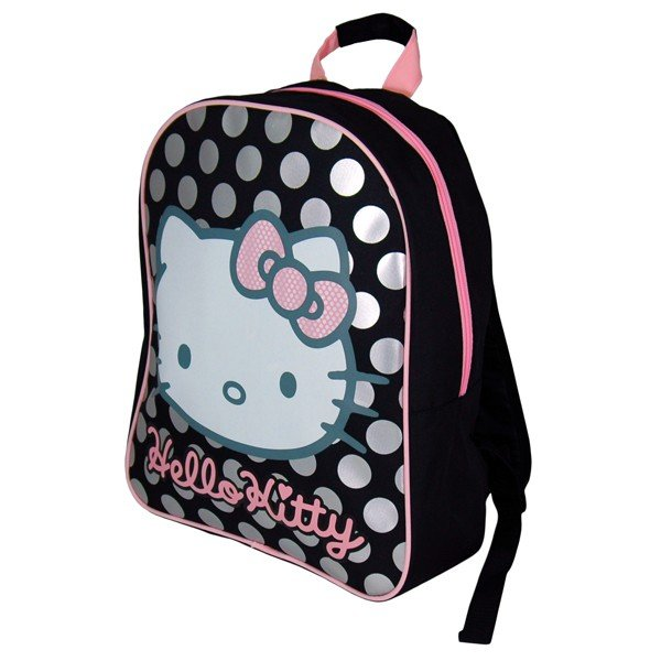 Hello Kitty Silver Dots Backpack