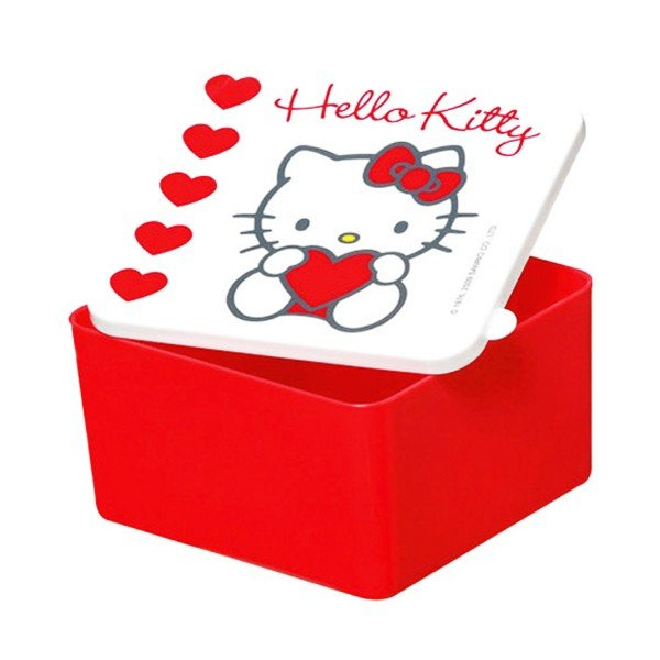 Hello Kitty Sweet Heart Lunch Box