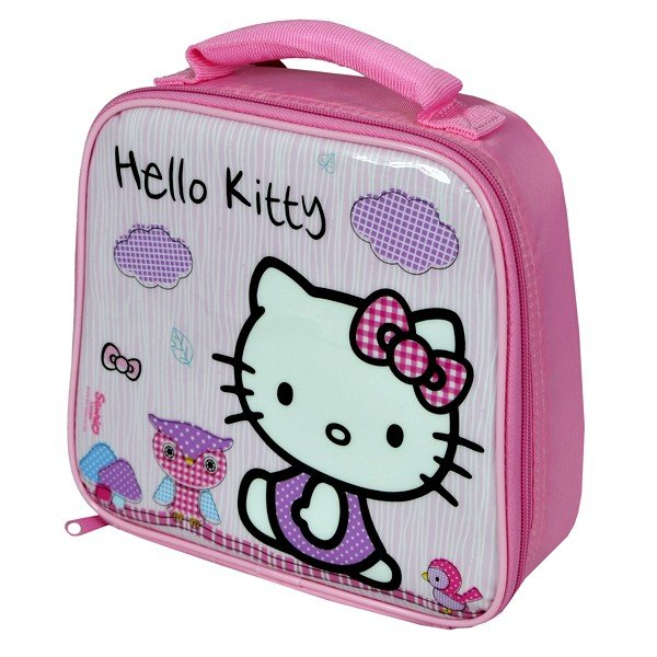 Hello Kitty Woodland Animals Lunch Bag