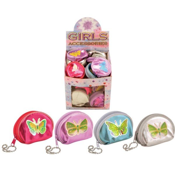 Henbrandt Assorted Purses - Butterfly