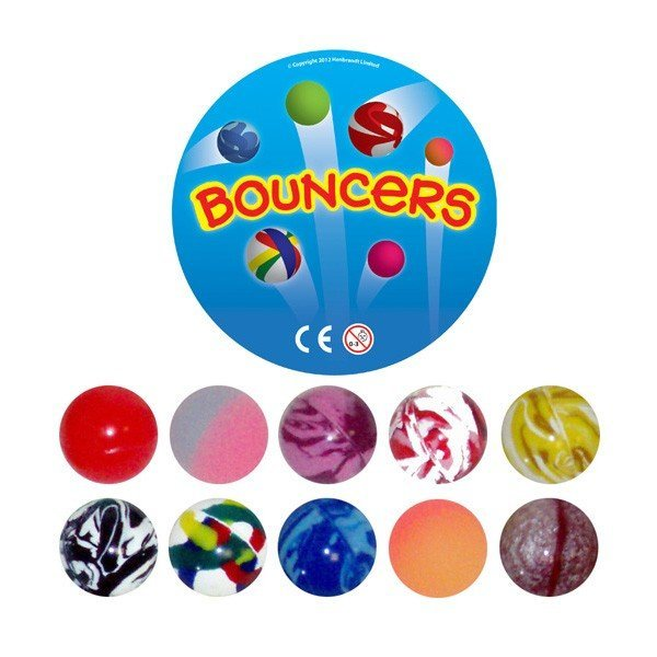 Henbrandt Bouncers - Assorted