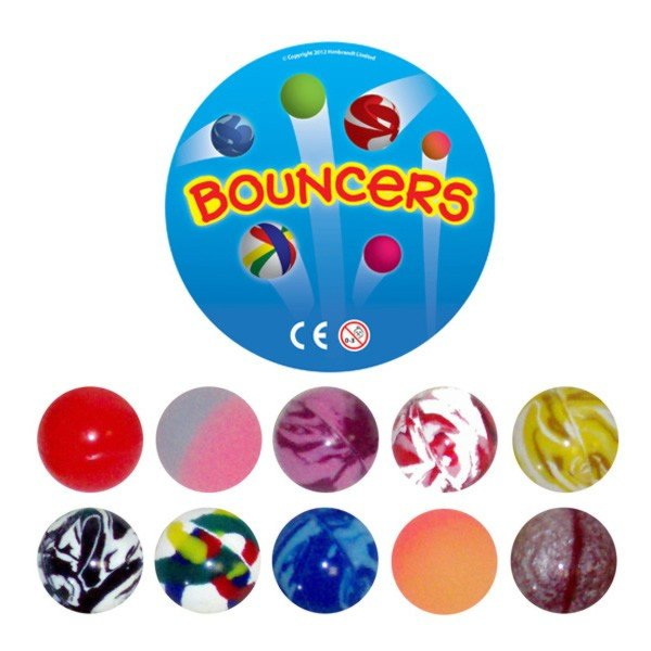 Henbrandt Bouncing Balls - Assorted