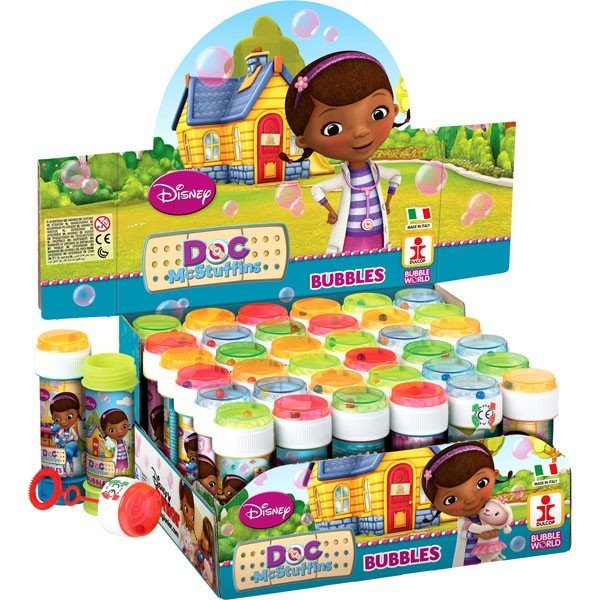 Henbrandt Bubble Tub - Doc McStuffins