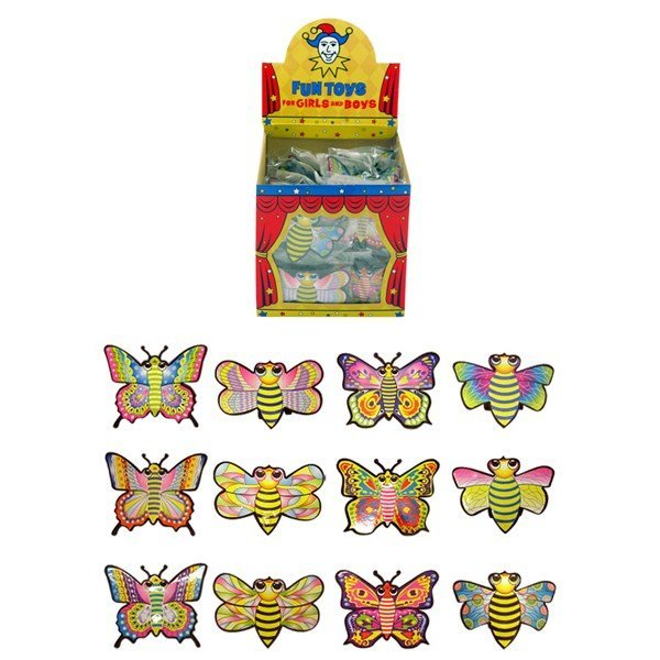 Henbrandt Butterfly - Assorted
