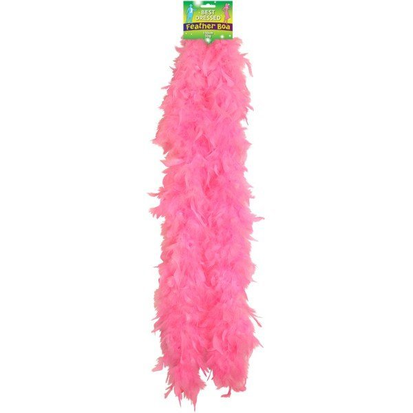 Henbrandt Feather Boa - Pink