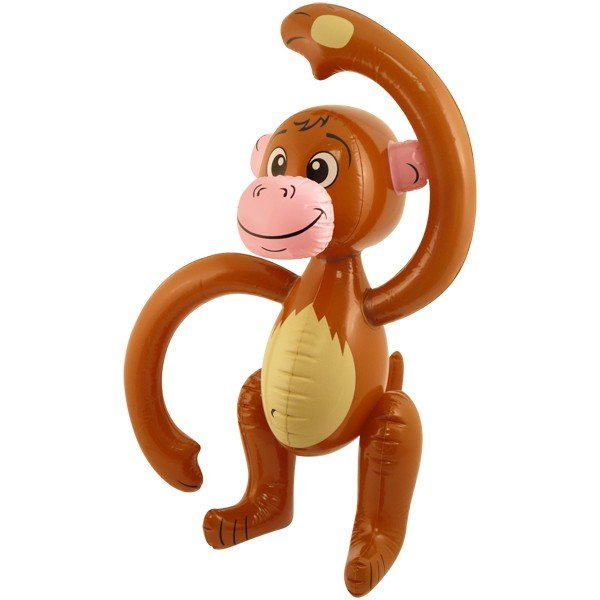 Henbrandt Inflatable Monkey