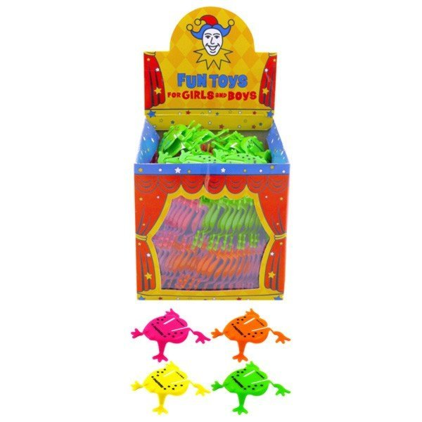 Henbrandt Jumping Frogs - Assorted Colours