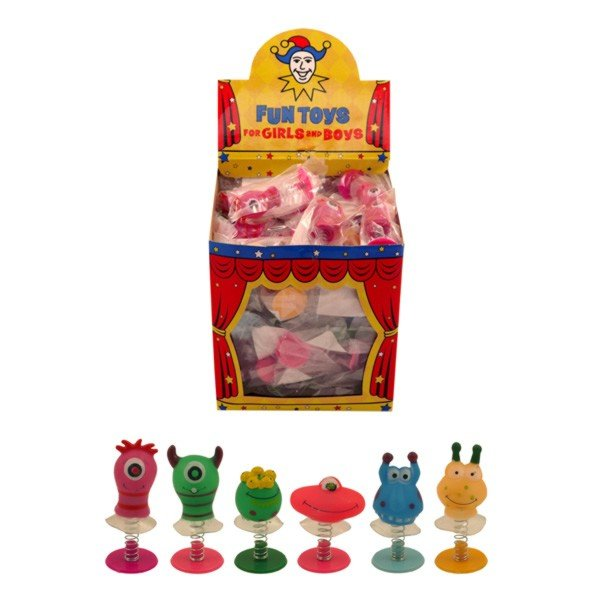 Henbrandt Monster Jump Ups - Assorted