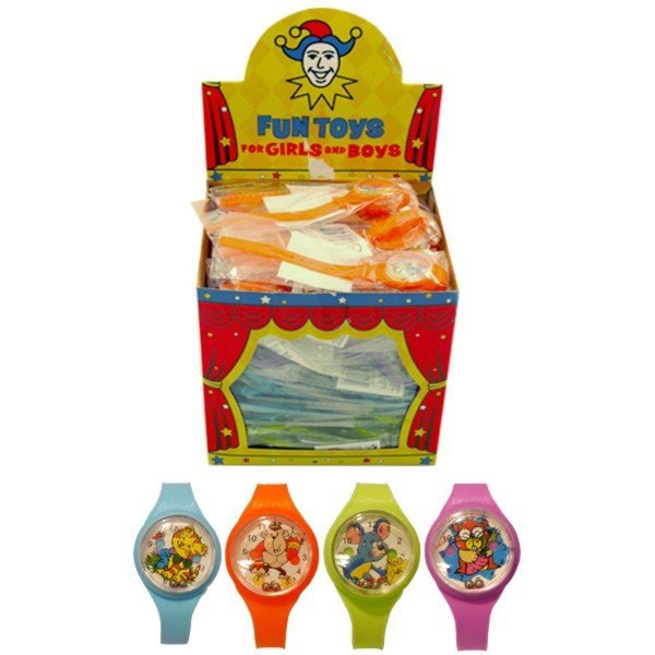 Henbrandt Puzzle Watch - Assorted Colours