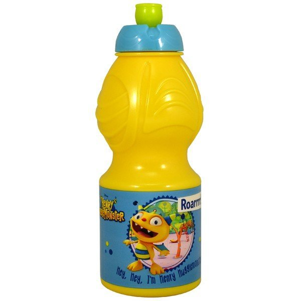 Henry Hugglemonster Water Bottle