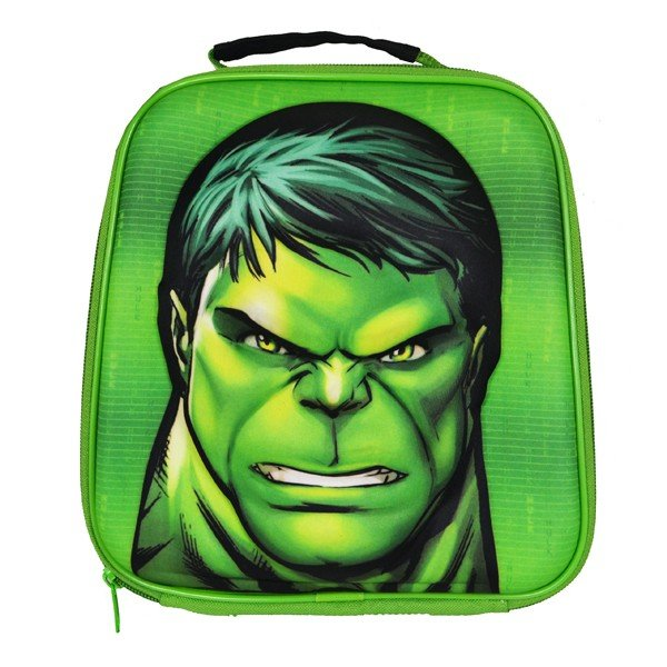 Hulk Full Front EVA Lunch Bag