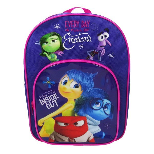 Inside out Purple Children@@s Backpack