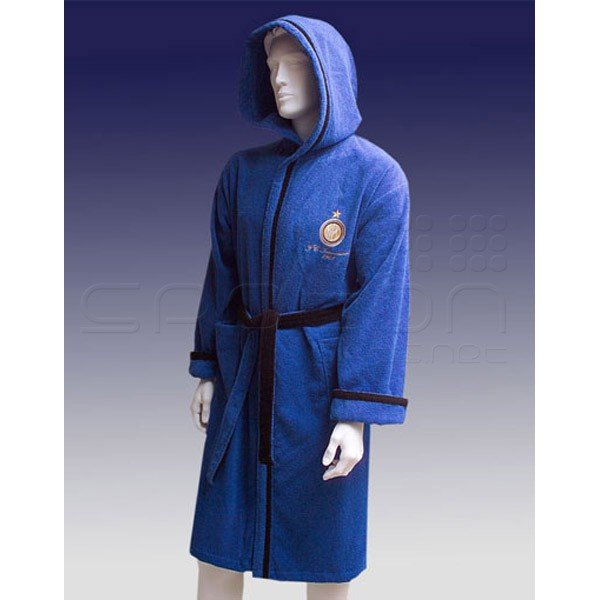 Inter Milan Bath Robe -S