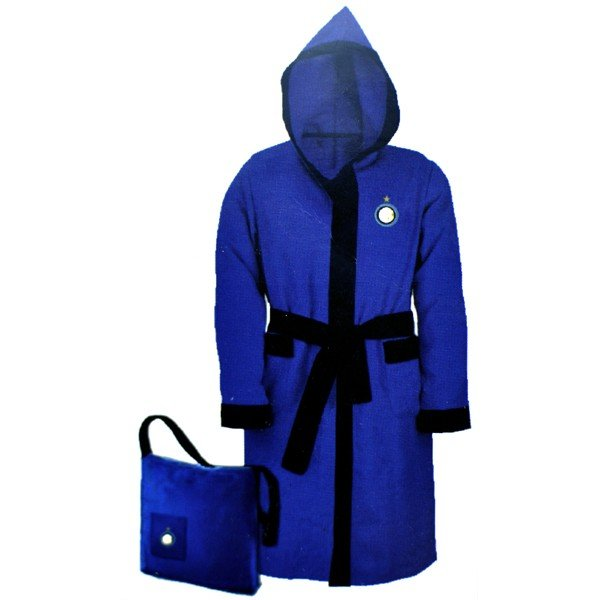 Inter Milan Bath Robe -XL
