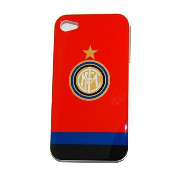 Inter Milan iPhone 4/4S Hard Phone Case - Red
