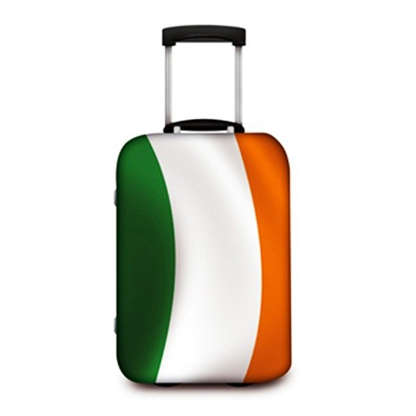 Ireland Luggage & Trolley Cabin Case