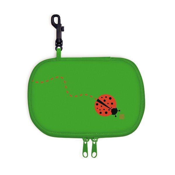 Iris Rico Rectangle Snack Bag - Green