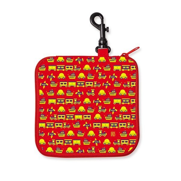 Iris Rico Snack Bag - Red II