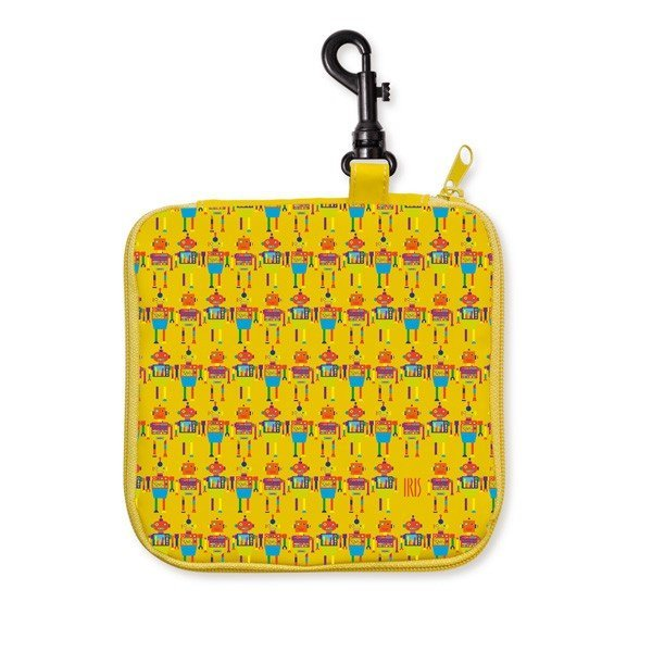 Iris Rico Snack Bag - Yellow II