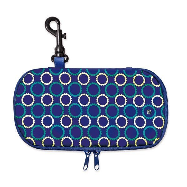 Iris Teen Girl Lunch/Sandwich Bag - Circles