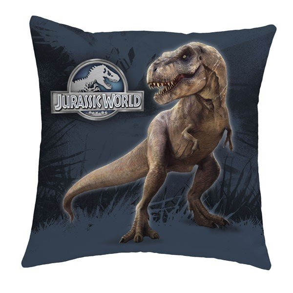 Jurassic World Cushion - T Rex Cushion
